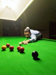 Semis lineup drawn in State Sr Snooker