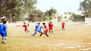 Aps Janglot To Face Fc United Kathua In Ssb Football Cup Finals