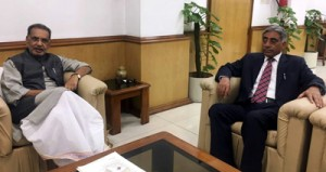 Hanjura calls on Union Agriculture Minister