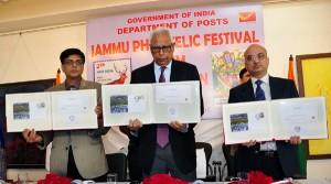 Governor inaugurates Philatelic Festival-cum-Exhibition