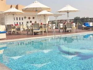 Ramada Jammu City Centre opens pool side lounge