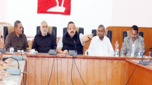 Rana accuses PDP-BJP of betraying LoC dwellers, PoK refugees