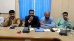 Executive members of AJKPA during a two-day session at Revenue Training Institute, Jammu.