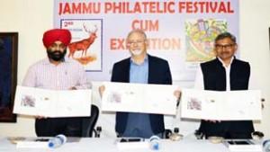 Jammu Philatelic Festival cum Exhibition concludes