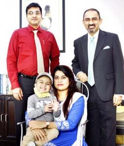 Dhaka toddler undergoes successful liver transplant at Indraprastha Apollo Hospital