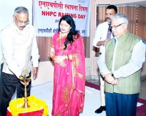 NHPC celebrates 43rd Raising Day