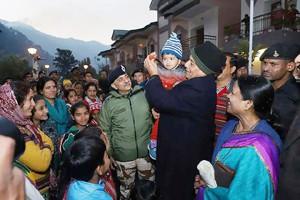 Rajnath at Indo-China border to celebrate new year with jawans