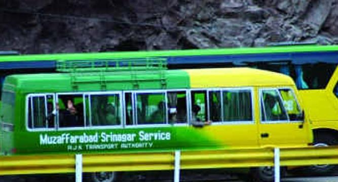Karvan-e-Aman bus resumes, 72 cross sides