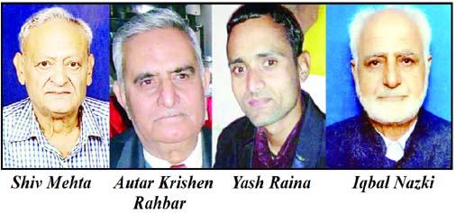 Shiv Mehta, Rahbar get Sahitya Akademi Awards