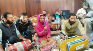 Musical concert-cum-mushaira held
