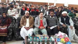Gujjar youth capable of playing key role in tribal development: Dr Rahi