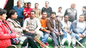 Govt committed for well being of disables: Balbir