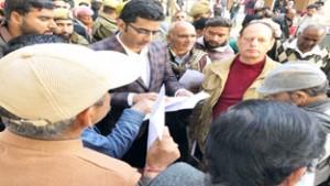DDC takes stock of public grievances