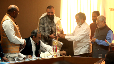 Dr Sushil bags National Award