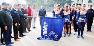 State Kabaddi teams leave for Sr Nationals