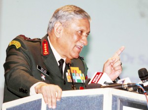 Army be kept out of politics: Rawat