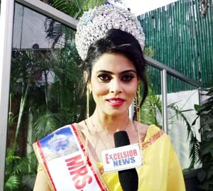 Mrs India Universe 2017: The journey was not a hunky-dory but full of challenges