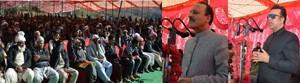 Haq, Zulfkar inaugurate 50 public utility assets in Rajouri