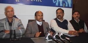 BSP backs agitation of contractual doctors, paramedical staff