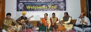 ICCR organizes Music Concert