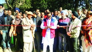 Govt to upgrade connectivity  in rural areas: Nanda