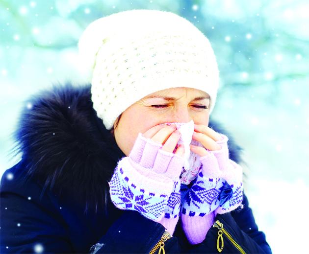 Understanding winter Allergy