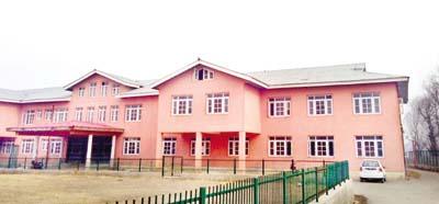 Maternity & Childcare hospital Noorbagh in Srinagar.