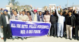 PPWF members stage protest, allege discrimination