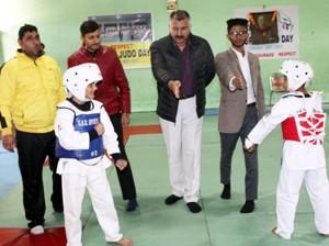 State Taekwondo C'ship gets underway