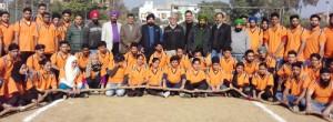 Tug-of-War teams leave for Sr Nationals, Federation Cup