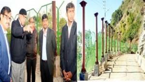 Governor visits Mata Vaishno Devi Shrine, inspects facilities for pilgrims