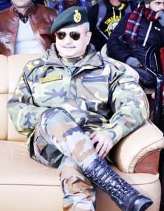Maj Gen Rawat takes over as GOC 19 Div