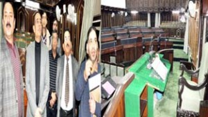 Kansal inspects arrangements for Budget Session