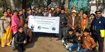 Wildlife starts census of Wetlands in J&K