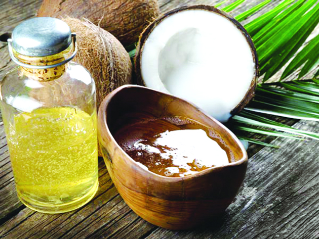 Home-made Hair Oil