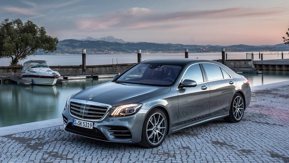 Mercedes benz launches enhanced s class in india for Mercedes benz starter motor price