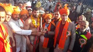 20th Vishal Dangal marks  conclusion of Shiv Khori Mela