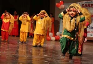Daffodils Care Convent Play Way School celebrates Annual Day