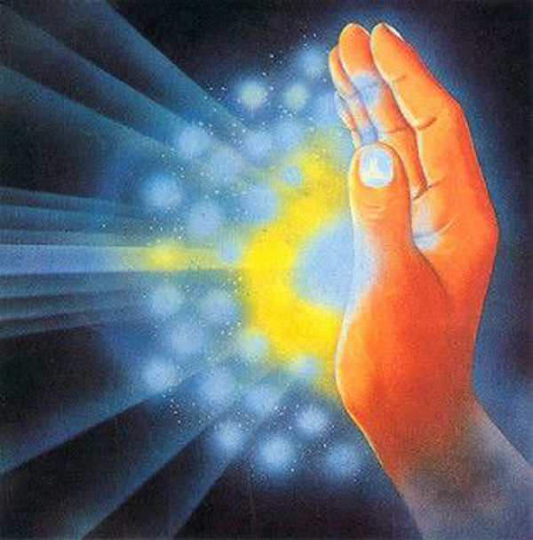 Your hands have the power to heal