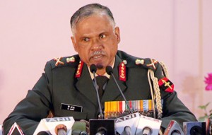 All those who pick up arms are terrorists, we will deal with them: Army Comdr