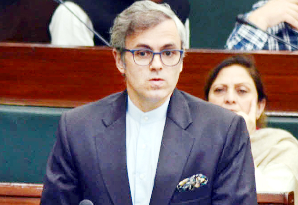 Introspect 'Faustian bargain' to remain in power: Omar to CM