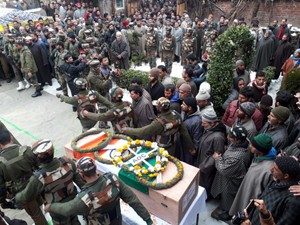 Thousands attend last rites of soldiers killed in Sunjuwan