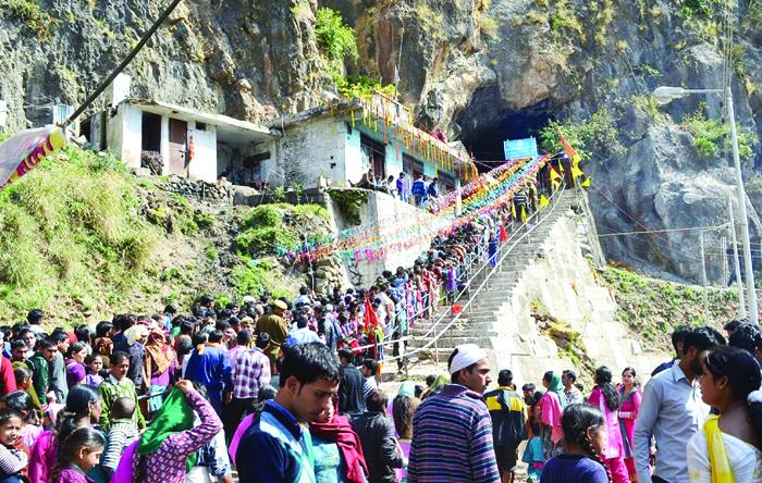 Shiv Khori Mela Pilgrims' Destination