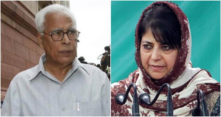 Governor, CM express concern over damage to Sufi shrine