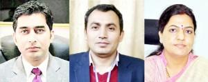 Shahid, Ravindra, Yogita awarded