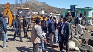 12 kanals Govt land  retrieved at Koteranka