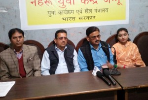 Exchange Programme for North East  youth in Jammu from Mar 10-15