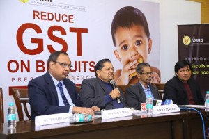 Urgent need to lower GST rate  on biscuits to 12%: IBMA