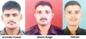 Army Martyrs