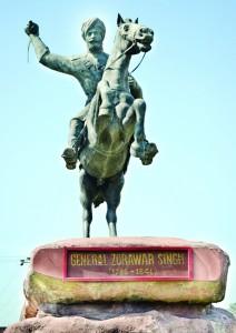 Legend of Zorawar Singh